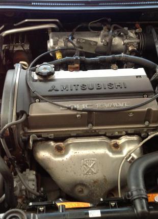Б/у Двигатель в сборе Mitsubishi Lancer 9 2.0