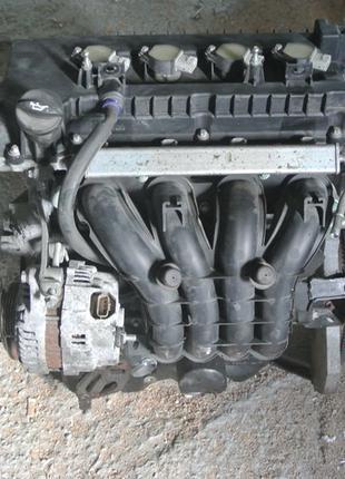 Б/у Двигатель в сборе Mitsubishi Lancer X 1.5 benz