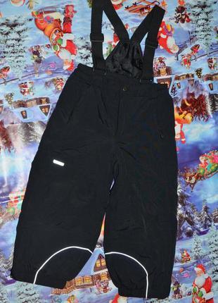 Полукомбинезон 92см на мальчика, штаны