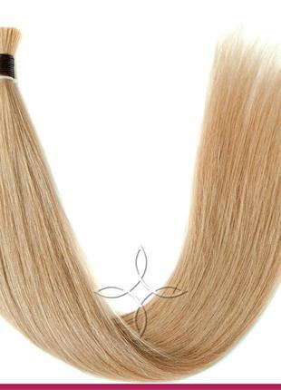 Волосы для Наращивания в Срезе 50 см 100 грамм, Светло-Русый №18В