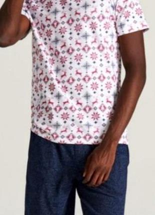Пижама мужская Reserved ,домашний костюм,  футболка шорты