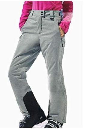 Лыжные термо штаны, унисекс, thinsulate 42 euro crivit, германия