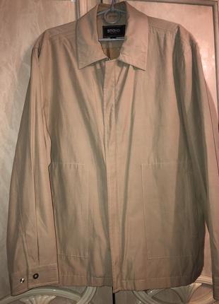 Мужская куртка ветровка размер 48-50