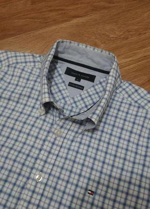 Супер рубашка от tommy hilfiger