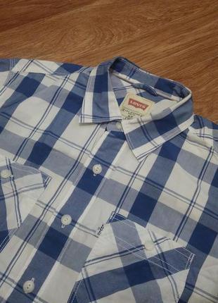 Суперовая рубашка от levis