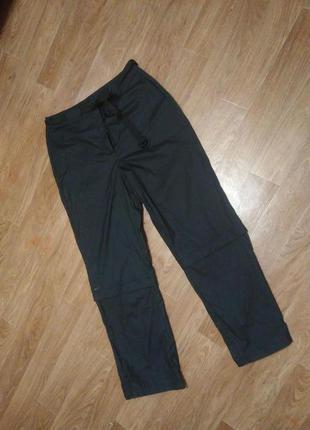 Заряженные спортивные штаны-термосы-трансформеры nike clima-fit