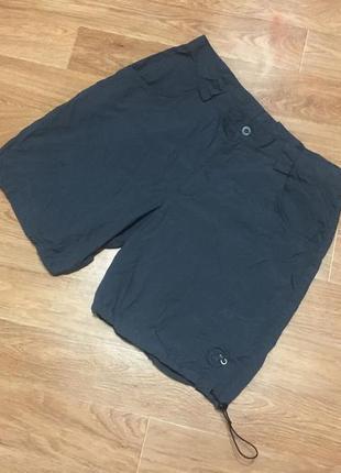 Крутые шорты для трекинга от mammut outdoor