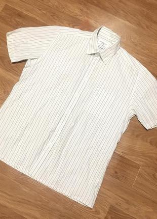 Очень классная рубашка (безрукавка, тенниска) от yves saint la...