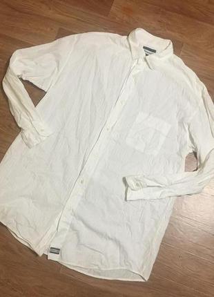 Винтажная рубашка boneville cp company