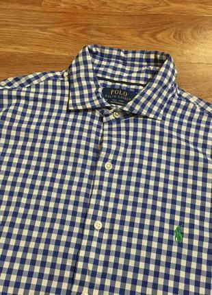 Крутейшая рубашка от polo ralph lauren