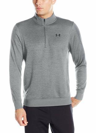 Крутейший гольф (пуловер) under armour golf storm sweater flee...
