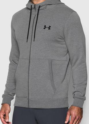 Суперовое худи от under armour threadborne fz hoodie