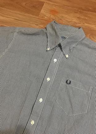 Улётная рубашка (тенниска, безрукавка) от fred perry