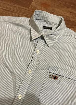 Бомбовая рубашка от napapijri