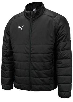 Куртка зимняя puma liga casual (s по 3xl) оригинал!! -20%