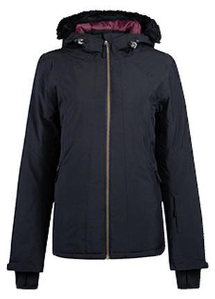 Женская лыжная термо куртка, курточка м 40-42 euro crane, герм...