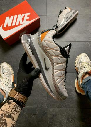 🔥 Nike Air Max 720-98 Metallic Silver.