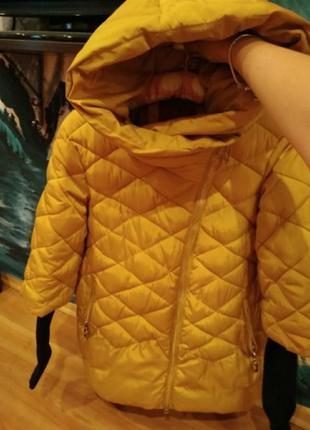 Куртка одеяло зима