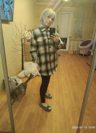Пальто рубашка