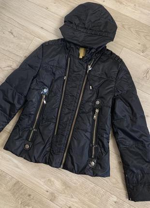 Куртка пуховик размер м-л