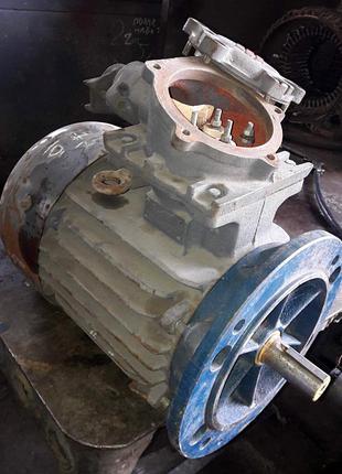 Электродвигатель АИМ 132 7,5 кВт/1000 об., фланец