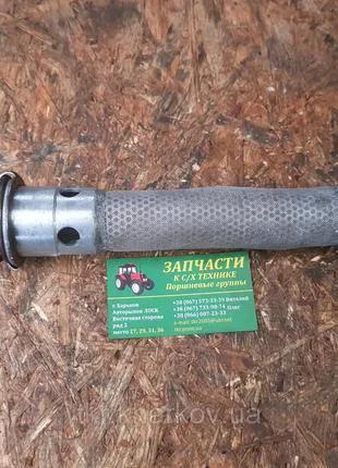 Труба фильтр КПП Т-150 с клапаном 151.37.015-1