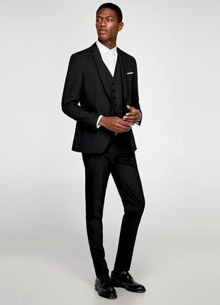 Черный пиджак zara man !