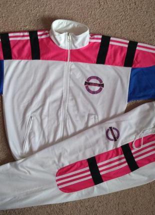 Спортивный костюм adidas vintage retro адидас винтаж d4 xs m м...
