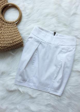 Юбка, белая юбка