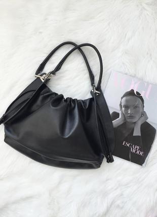 Сумка, стильная сумка, черная сумка