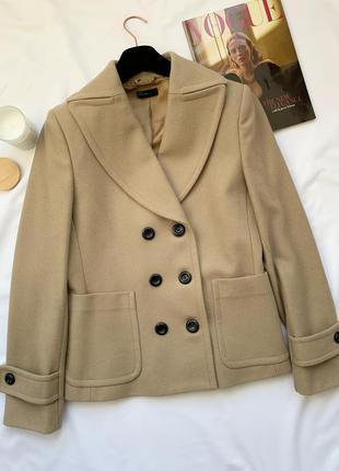 Двубортное пальто, пальто, двобортне пальто, шерстяное пальто,...
