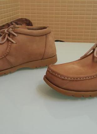 Мужские замшевые ботинки next