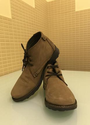 Стильные мужские демисезонные ботинки next