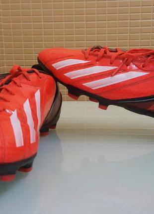 Оригинальные копачки,бутсы adidas f50
