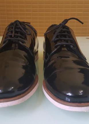 Модные женские туфли ted baker лаковая кожа