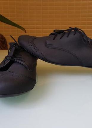 Модные женские туфли saba 100% кожа