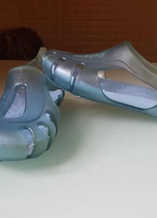 Детские босоножки сандали силиконовые фирменные tribord