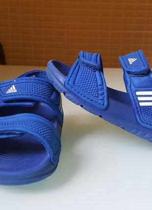 Детские фирменные сандали adidas original