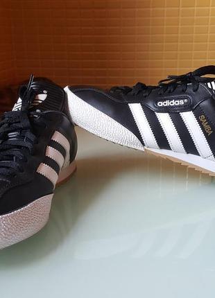 Брендовые кроссовки adidas samba original