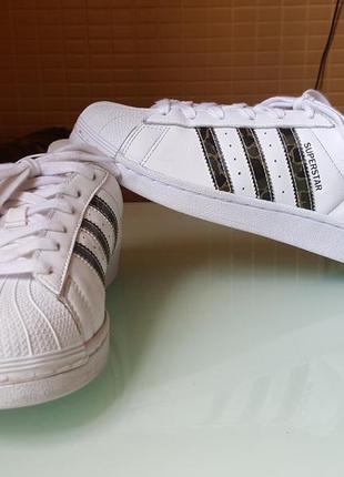 Брендовые кроссовки adidas superstar original