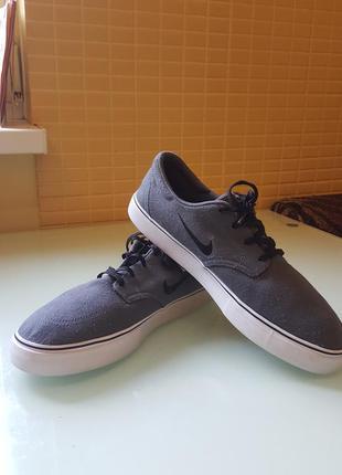 Оригинальные кроссовки -кеды nike sb