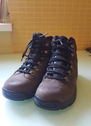 Мужские демисезонные  ботинки hi-tec оригинал