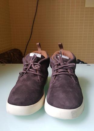 Мужские ботинки clarks оригинал