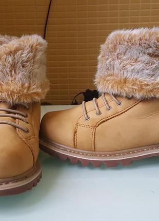 Зимние ботинки cat original