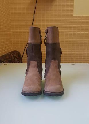 Демисезонные детские ботинки timberland