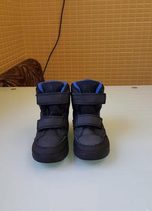 Зимние детские ботинки ecco оригинал