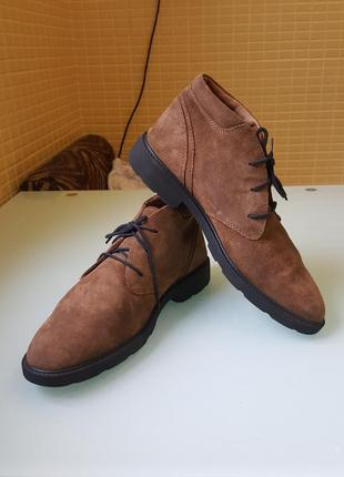 Стильные мужские ботинки geox