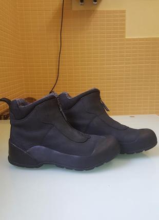 Зимние мужские ботинки clarks original