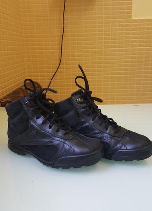 Мужские ботинки ecco оригинал