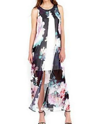 Шикарное платье!48размер